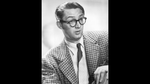 Comedian and songwriter Steve Allen was the show's first host, from 1954 to 1957. His prolific career earned him two stars on the Hollywood Walk of Fame. Here, Allen poses for a promotional portrait in 1955.