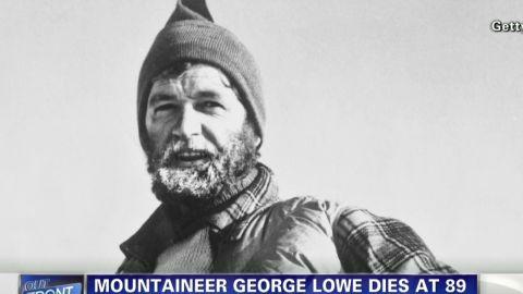 exp erin essay mountaineer george lowe dies at 89_00001006.jpg