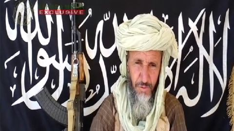 This image released on December 25, 2012 shows Abdelhamid Abou Zeid, one of the leaders of Al-Qaeda in the Islamic Maghreb.