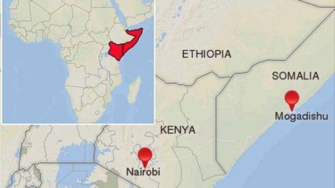 Waayaha Cusub is touring from Nairobi, Kenya, through Somalia, to Mogadishu.