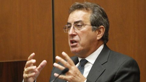 """<strong>Kenny Ortega:</strong> He was chosen by Michael Jackson and AEG Live to direct and choreograph the """"This Is It"""" shows.  Ortega, who choreographed for Jackson's """"Dangerous"""" and """"HIStory"""" tours, testified at Dr. Conrad Murray's criminal trial that """"Jackson was frail"""" at a rehearsal days before his death."""