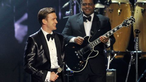"""According to Nielsen SoundScan, Justin Timberlake's """"The 20/20 Experience"""" is t<a href=""""http://www.cnn.com/2013/07/05/showbiz/2013-midyear-sales-rolling-stone/index.html"""">he top selling album so far this year</a>, with more than 2 million sold. That makes it also the top-selling R&B/Hip Hop album."""