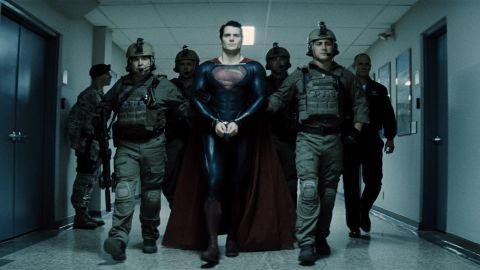 """Henry Cavill stars as Superman in the 2013 reboot """"Man of Steel,"""" set to hit theaters June 14. In the meantime, <a href=""""http://ireport.cnn.com/topics/978470"""">share your Superman memories and images with CNN iReport</a>."""