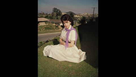 """<a href=""""http://www.cnn.com/2013/04/08/showbiz/annette-funicello-obit/index.html"""">Annette Funicello</a>, here in the mid-1950s, became famous as one of the original Mouseketeers on """"The Mickey Mouse Club."""" Funicello, 70, died Monday, April 8, at a California hospital of complications from multiple sclerosis, the Walt Disney Co. said."""