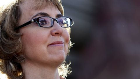 Gabrielle Giffords, the former congresswoman from Arizona who was shot and wounded in a 2011 mass shooting, has embarked on gun control efforts with her husband, Mark Kelly. Look back at her life and career before and after she was shot.