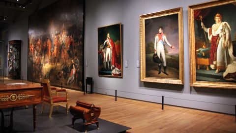 Amsterdam's Rijksmuseum, home to one of the world's greatest art collections, reopens to the public on Saturday April 13, after a mammoth 10-year US$489m renovation project. The exhibits have been reorganized into chronological order, with paintings, furniture and other objects displayed side-by-side to tell the history of the Netherlands.