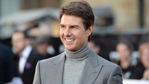 """Tom Cruise -- aka the man still trying to live down the infamy of calling Matt Lauer """"glib"""" during a tense 2005 interview -- has claimed that he invented the global movie press tour. <a href=""""https://www.youtube.com/watch?feature=player_embedded&v=IpWf_2-8IEw"""" target=""""_blank"""" target=""""_blank"""">On Jimmy Kimmel's talk show</a>, Cruise said that around the time of 1986's """"Top Gun,"""" """"I came up with the idea of, let's have premieres in different countries and do it that way."""" When Kimmel responded with a surprised, """"You started that?"""" Cruise affirmed, """"Yeah, I came up with that. It took me a few years to get it going."""""""