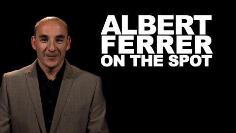 Albert Ferrer: On the Spot