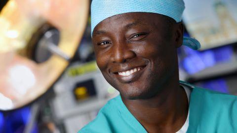 Dr. Kofi Boahene