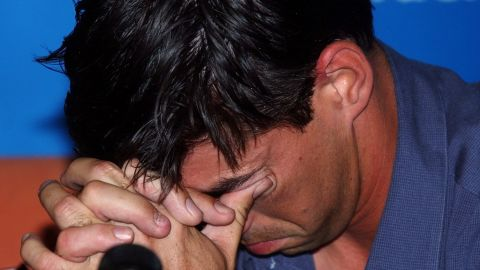 New Zealand cricket captain Stephen Fleming was forced to hold back the tears in May 2002, after his team ended its tour of Pakistan when a suicide bomber attacked outside the team's hotel in Karachi. Fourteen people were killed, including 11 French Navy experts, two Pakistanis and the Pakistan team's physiotherapist.