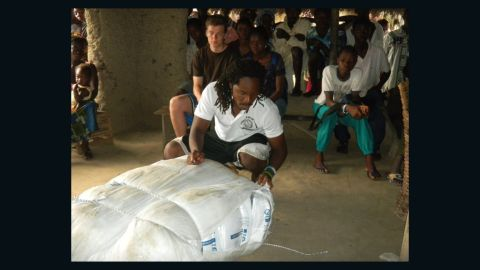 Sengeh has also launched Global Minimum, a group encouraging Africans to make their own solutions, starting with the problem of malaria in Sierra Leone.