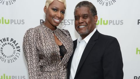 """One of reality TV's most adorable matches is officially back on. """"Real Housewives of Atlanta"""" star NeNe Leakes divorced her husband of 13 years, Gregg, in 2011, only to <a href=""""http://www.eonline.com/news/375762/nene-leakes-confirms-engagement-to-ex-husband-gregg-leakes-on-jimmy-fallon"""" target=""""_blank"""" target=""""_blank"""">get married to him again </a>in 2013."""