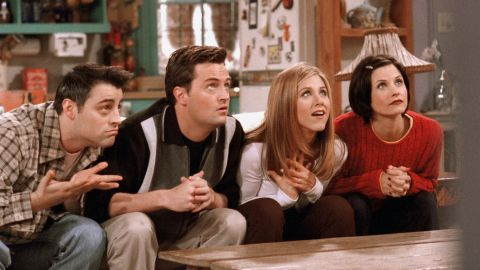 """A decade of watching Rachel and Ross make up and break up in between meeting the rest of their """"Friends"""" at Central Perk still wasn't enough for fans. Unfortunately, there are <a href=""""http://marquee.blogs.cnn.com/2012/02/23/jennifer-aniston-on-friends-reunion-i-dont-think-so/?iref=allsearch"""" target=""""_blank"""">zero plans for a reunion</a> <a href=""""http://www.cnn.com/2013/07/23/showbiz/lisa-kudrow-qa/index.html?iref=allsearch"""" target=""""_blank"""">or a movie.</a>"""
