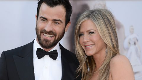 The pair announced their separation in a joint statement in February. They married in 2015.