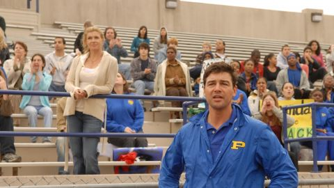 """We love watching Connie Britton, left, on the small screen as Rayna James in """"Nashville,"""" but we'd be lying if we said we didn't miss Tami Taylor in """"Friday Night Lights."""" And maybe series star Kyle Chandler, right, could take a break from appearing in movies such as """"Argo"""" and """"Zero Dark Thirty"""" to appease us?"""