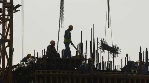 It's not just when the 2022 World Cup will be played that has caused Qatar and FIFA problems. Qatar has come under pressure over the plight of the country's migrant workers, who make up 90 per cent of Qatar's population.