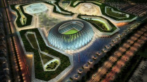 Qatar's ambitious plans include building brand new, state of the art stadiums that would rival any in the world.