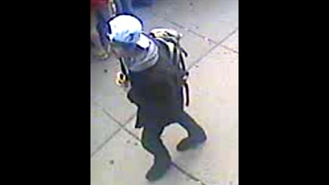 On April 18, 2013, the FBI released photos and videos of two suspects and asked the public to help identify them.
