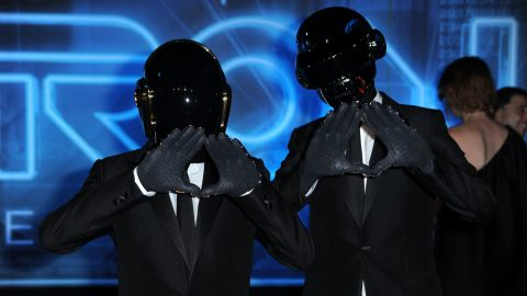 """Daft Punk's """"Random Access Memories"""" is the top dance/electronic album with more than 600,00 sold."""