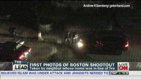 Lead Neighbor photographs Watertown shootout Boston bombing suspect_00013801.jpg