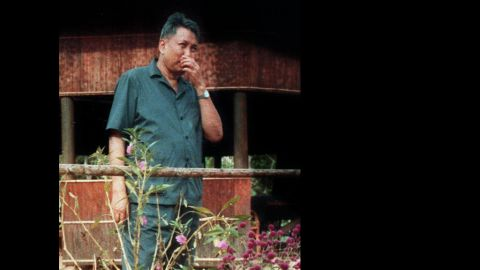 """According to media reports, the cremation site of Pol Pot, the Khmer Rouge leader who killed hundreds of thousands in the late 1970s, is on display in Anlong Veng, Cambodia. Visitors pay $2 to see the spot where he was cremated, <a href=""""http://www.telegraph.co.uk/news/worldnews/asia/cambodia/1476157/Roll-up-to-see-mass-murderer-Pol-Pots-ashes-for-two-dollars.html"""" target=""""_blank"""" target=""""_blank"""">news reports say</a>."""
