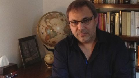 Gabriel Rolon is a psychoanalyst and best-selling author in Buenos Aires.