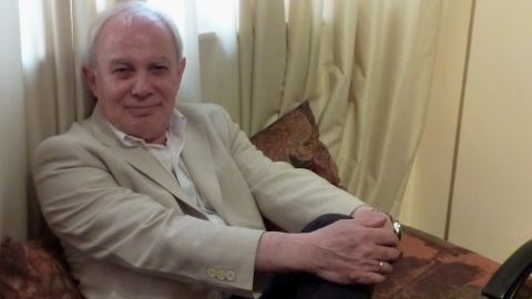 Modesto Alonso is a psychoanalyst in Buenos Aires who keeps track of how many psychologists practice in Argentina.