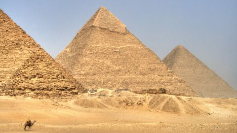 It's no wonder ancient Egypt has captured the interest of so many. It is home to the Pyramid fields from Giza to Dahshur, which are one of the seven wonders of the world and remain the only one of the original list still in existence.