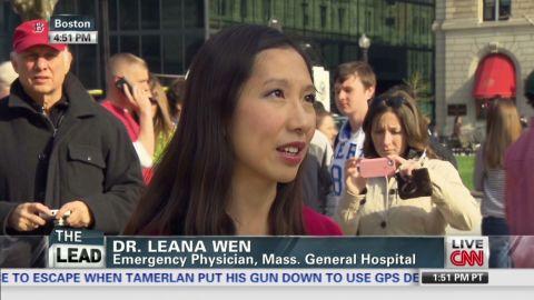 Lead doctor treats Boston victims worries husband is victim_00010116.jpg