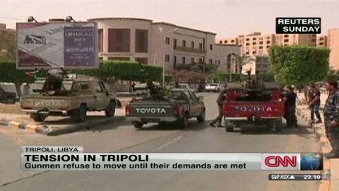 karadshe bpr libya foreign minister standoff_00004007.jpg