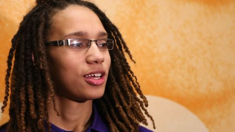 """<a href=""""http://bleacherreport.com/articles/1608609-brittney-griner-opens-up-about-her-sexuality"""" target=""""_blank"""" target=""""_blank"""">Brittney Griner</a>, selected No. 1 in the 2013 WNBA draft by the Phoenix Mercury, is openly gay."""