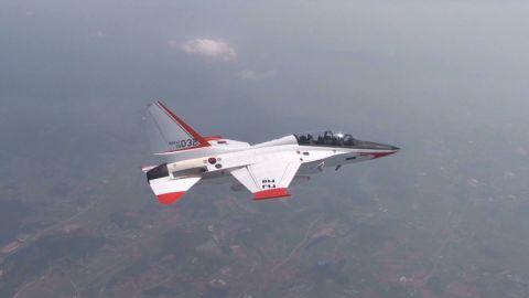 pkg coren south korea fighter jet flight part two_00013323.jpg