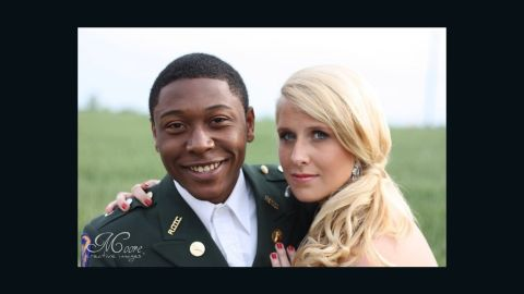 Wilcox County High School graduates  Antonio and Ashley Gibson attended JROTC military balls, but never a prom.