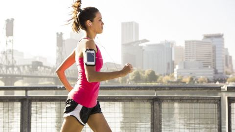 """If you prefer to run or walk outdoors, do so in the afternoon, when pollen counts are lower, Tubiolo advises. But if your allergies are really bad, you're better off sticking with the gym or at-home workouts.<br /><br /><a href=""""http://www.health.com/health/gallery/0,,20677556,00.html"""" target=""""_blank"""" target=""""_blank"""">Health.com: Home remedies for allergies: What works?</a>"""