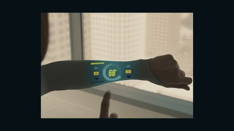Most people feel anxious when their smartphone is out of arm's reach. But what if it was actually on your arm, woven into the very fabric of your sweater? Sportswear designers Under Armour are already on the case. They recently unveiled their touchscreen t-shirt concept, Armour39, which measures your athletic performance.<br /><br />It's just one recent example of how design, technology and science are coming together to form a new generation of consumer products that look set to shape the future.