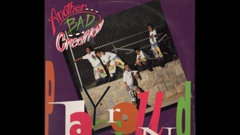 """The Michael Bivins-produced group Another Bad Creation was viewed as an attempt to ride the wave of kid rappers like Kris Kross. Their album """"Coolin' at the Playground"""" was released in 1991."""