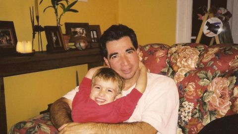 Richard Nares lost his son, Emilio, in 2000. Emilio was diagnosed in 1998 with leukemia.