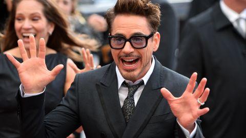 Robert Downey Jr. wants robots to end climate change | CNN