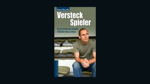 """Marcus Urban was an East German football player who turned his back on the sport in order to live as an openly gay man. Urban told his story in the book """"Versteckspieler: Die Geschichte des schwulen Fußballers Marcus Urban"""", """"Hidden Player: the story of the gay footballer Marcus Urban""""."""