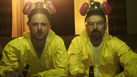 """The AMC drama """"Breaking Bad,"""" about a former high-school chemistry teacher turned corrupt meth kingpin, aired its final episode in September 2013, and fans still haven't stopped talking about it -- or gotten over the show ending. Overall, many seemed more upset that the series was over than about how it ended."""
