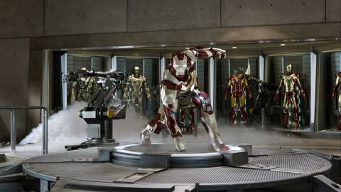 """Box Office Mojo reports that """"Iron Man 3"""" has puled in more than $400 million."""