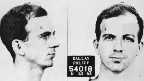 """Lee Harvey Oswald was buried -- on the same day as President John F. Kennedy -- in Rose Hill Burial Park in Fort Worth, Texas. His brother remembers hoping to have """"private moments"""" at the funeral but arrived to learn that news reporters had carried his brother's casket to the grave, which was mobbed with police and Secret Service agents. Oswald's tombstone would later be stolen. It was replaced with a simpler version. In 1981, his body was exhumed to determine if the body was actually Oswald's. It was. Oswald was re-buried and the damaged coffin was auctioned off for $87,468."""
