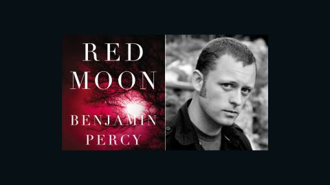 """""""Red Moon"""" by Benjamin Percy."""