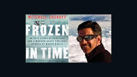 """""""Frozen in Time"""" by Mitchell Zuckoff."""