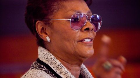 """Dionne Warwick filed for bankruptcy in March 2013, citing more than $10 million in tax debt dating to 1991. Her publicist blamed """"negligent and gross financial mismanagement."""""""
