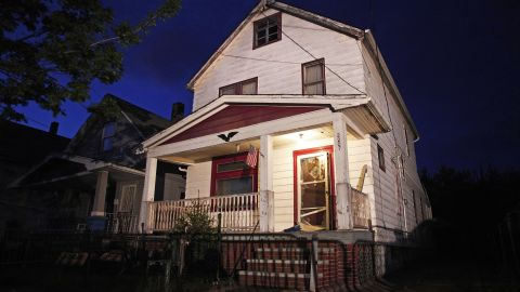 The house where the three women were held captive in Cleveland was the home of Ariel Castro, who was arrested and is being held pending charges in the case.