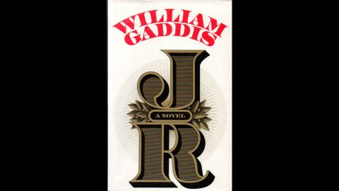 """William Gaddis' challenging 1975 novel about an 11-year-old business mogul, """"J R,"""" is almost all dialogue -- a """"blizzard of noise,"""" said one reviewer."""