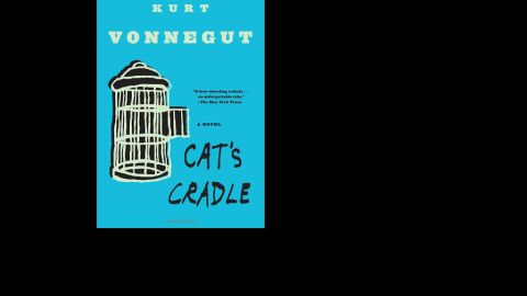"""Atomic scientists, strange religions, the end of the world -- Kurt Vonnegut's 1963 novel, """"Cat's Cradle,"""" would seem perfect for a black comedy. (Very, <em>very</em> black.) Leonardo DiCaprio's production company optioned the book in 2005."""