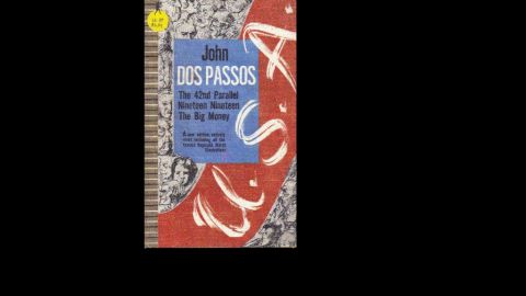 John Dos Passos' trilogy about early 20th-century America would seem to be perfect for Hollywood -- it even uses film-style techniques -- but nobody's ever adapted it for the screen.