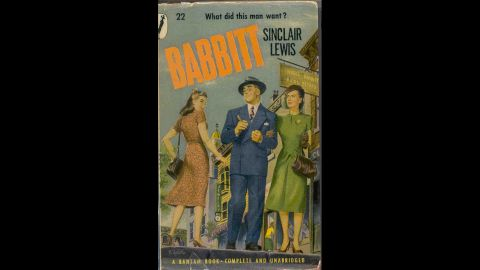 """""""Babbitt,"""" Sinclair Lewis' 1922 character study of a Midwest businessman, was made into silent and sound films, but neither has stood the test of time."""